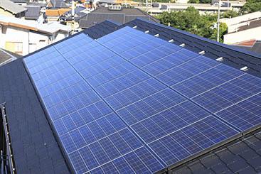 守屋工業の太陽光発電